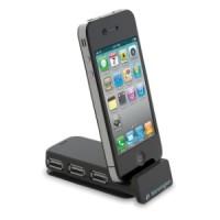 Kensington PocketHub 3-Port USB and Sync 1