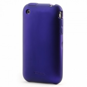 Contour HardSkin for iPhone 3G - Violet Pearl 2