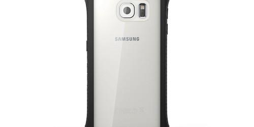 Griffin Survivor Core for Galaxy S6 – Black/Clear