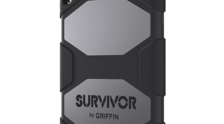 Griffin Survivor All Terrain for iPad Pro 9.7 & iPad Air 2 – Black