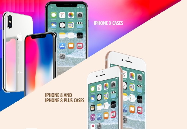 iPhone X & 8