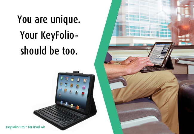 KeyFolio for iPad Air